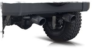 jeep wrangler performance exhaust gibson performance metal mulisha exhaust systems for jeep 2007