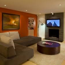 paint color ideas for living room with brown couch 4197 home and