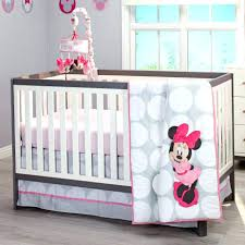 Minnie Mouse Infant Bedding Set Minnie Mouse Baby Nursery Nursery Bedding Collections Nursery