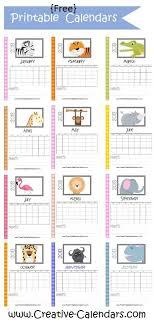 printable 12 month planner 2015 27 best free printable calendars images on pinterest free