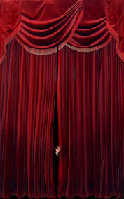 Red Curtains Living Room Curtain Caller Xk Kellywearstler Red Pinterest Portraits