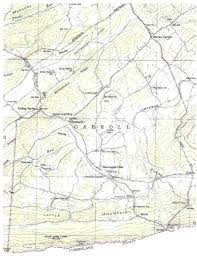 Pennsylvania Township Map by Carroll Township Perry County Pa