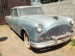 for restoration for sale 1953 packard 4 door coupe complete and rready for restoration for