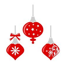 merry ornament cuttable design
