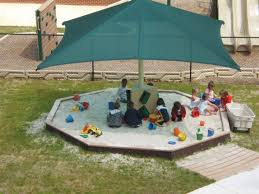 9 u0027 octagon sandbox recreation today commercial park and