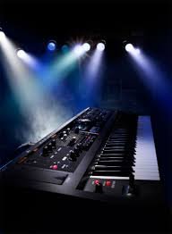 On Stage Keyboard Bench Roland V Combo Vr 09 Live Performance Keyboard