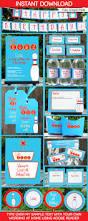 bowling party printables invitations u0026 decorations