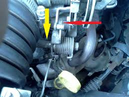idle screwed up after replacing knock sensor nissan frontier forum