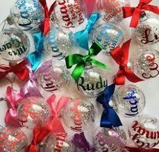 diy personalized glitter ornaments glitter ornaments inexpensive
