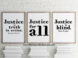 courtroom quotes print set gift pack trial lawyer gifts home