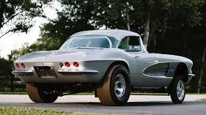 1961 chevy corvette 1961 chevrolet corvette gasser resto mod f191 kissimmee 2016