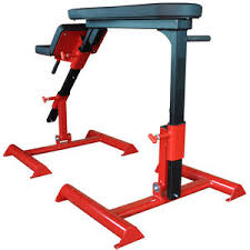 Bench Barbell Row Gym Equip Lying Bench Row