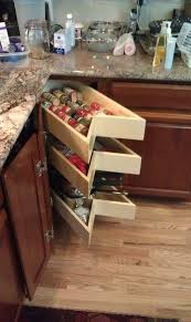 Kitchen Blind Corner Solutions Best 25 Corner Cabinet Solutions Ideas On Pinterest Base