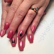 27 simple acrylic nail designs ideas design trends premium