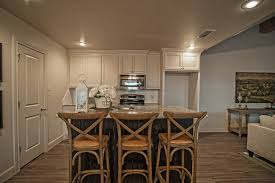 kevin reed clearview custom homes multi level kitchen island www