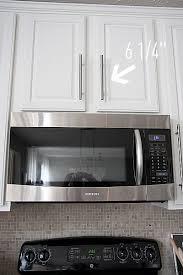 ikea kitchen cabinets microwave house tweaking