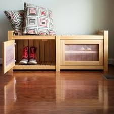 Bench With Shoe Storage Storage Benches Custommade