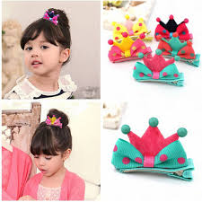 hair accessories for kids 1pc hot hair accessories kid girl crown molding hairpin brand new