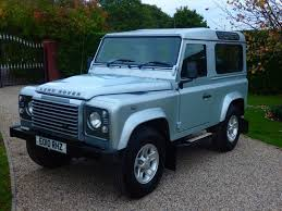 90s land rover used zermatt silver land rover defender for sale essex