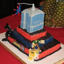 spiderman cake ideas for little super heroes novelty birthday cakes