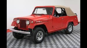 1967 jeep commando 1969 jeep commando youtube