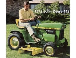 best 25 deere garden tractors ideas on