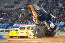 monster truck show chicago barcelona spain november 12 charles benns driving the mutt