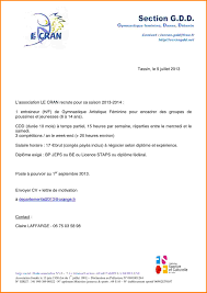 lettre de motivation cap cuisine internship resume format doc cv format sle competencies