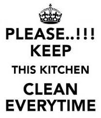 keep kitchen clean help keep our clean kitchen kitchen