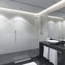 Shower Door Rails Transpara 8482 Vertically Frameless Shower Door System