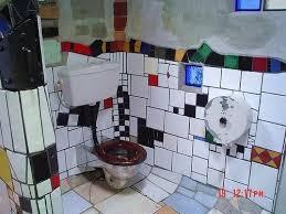 hundertwasser badezimmer 997 bästa bilderna om mozaiek på mosaiker färgat glas
