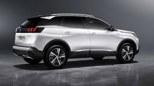 peugeot cars models 2017 peugeot 3008 gains sportier gt model auto industry news