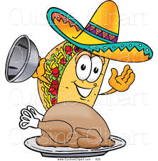 taco clipart hispanic pencil and in color taco clipart hispanic