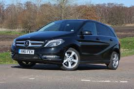 mercedes benz b class estate review 2012 parkers