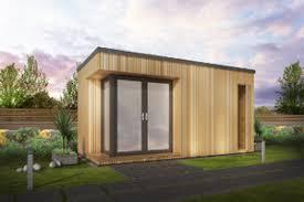 bureau de jardin en bois socub bungalow et studio de jardin en bois maison en bois