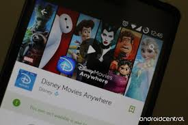 disney movies anywhere launches on the us play store brings cross