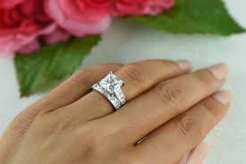 Engagement Ring And Wedding Band by Wedding Rings 111 Weddbook