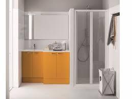 Laundry Room Cabinet Laundry Room Cabinet With Mirror For Washing Machine Lavanderia 04