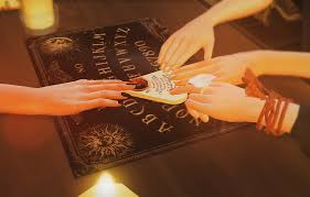 Ouija Board Coffee Table by Something Wicked
