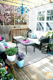 deck decor patio on a budget decorating ideas turning into an