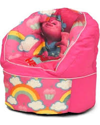 fall is here get this deal on dreamworks trolls toddler bean bag