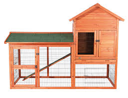 4ft Rabbit Hutch With Run Outdoor Napoli 4ft Large Single Tier Rabbit Hutches For Pet House