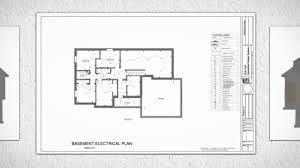 How To Draw A House Floor Plan Autocad House Plans Cad Dwg Construction Drawings Youtube