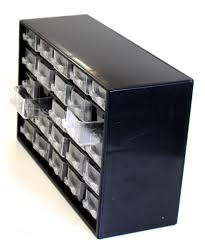 Cabinet Drawer Parts 25 Drawer Small Parts Cabinet Toolusa