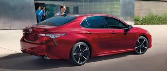 2018 toyota camry specs and features lethbridge toyota