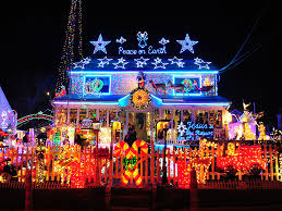 christmas light show toronto war on christmas complaints could bring end to conn family s