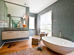 glass tiles bathroom ideas 9 bold bathroom tile designs hgtv s decorating design hgtv