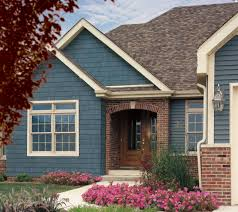 colors for siding with red brick google search house paint