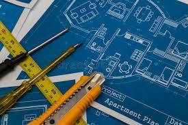 home renovation plans home renovation plan stock photo image of draft drawing 45700534