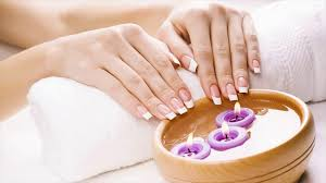 is oil manicure will be done at spa youtube